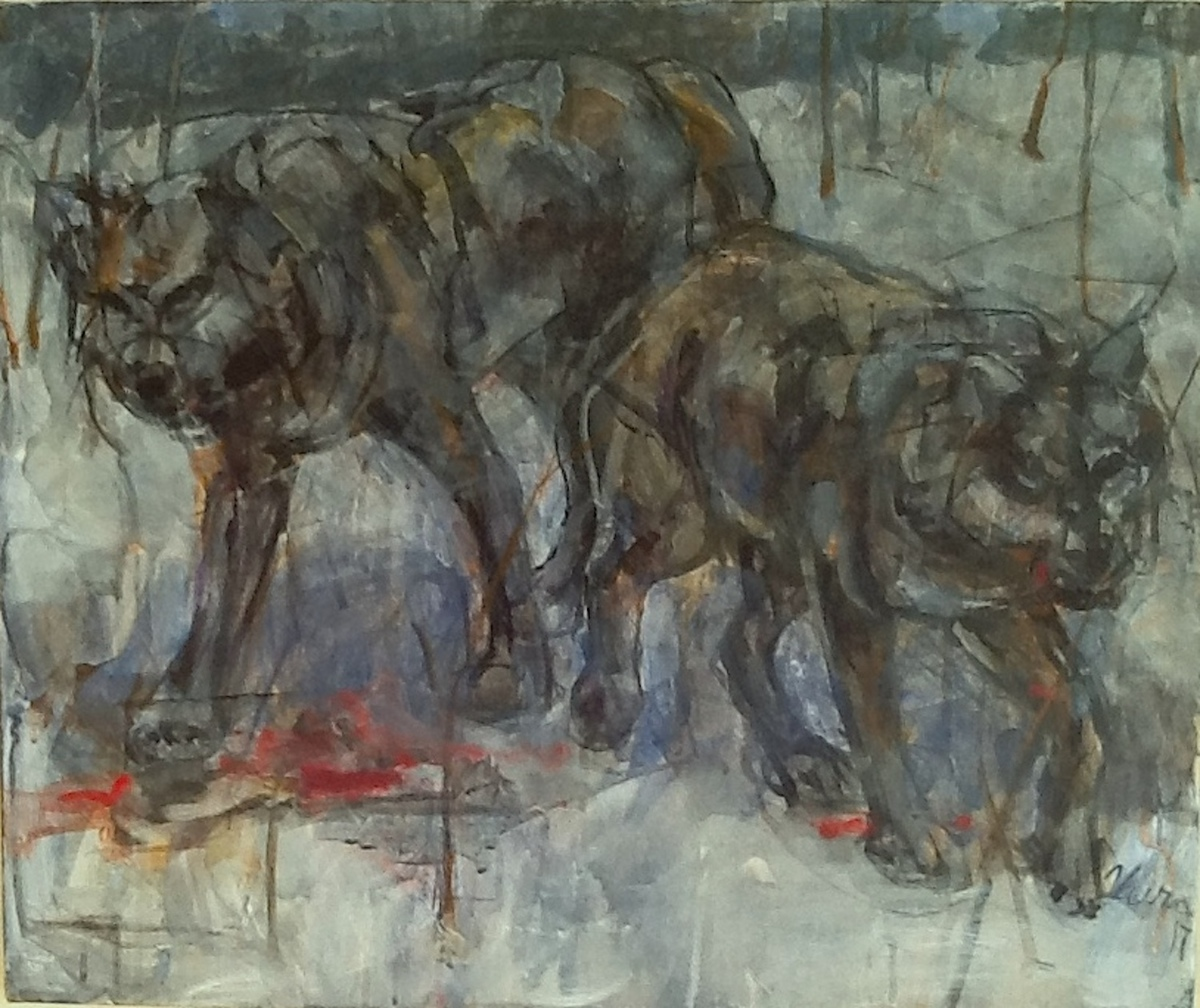 WOLVES (large view)