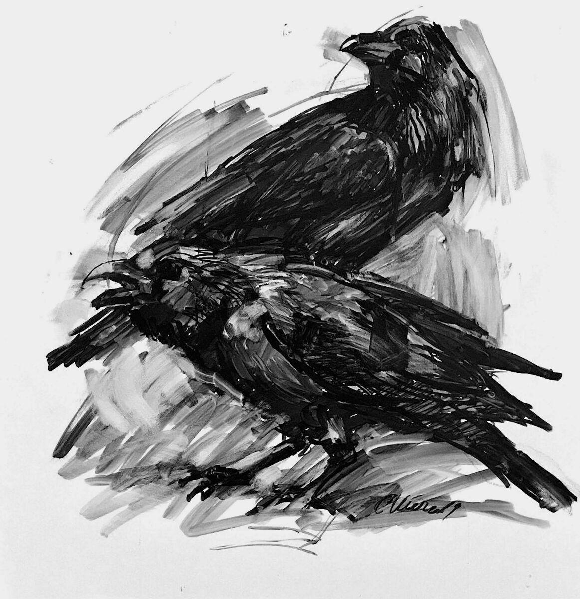 Black Birds (large view)