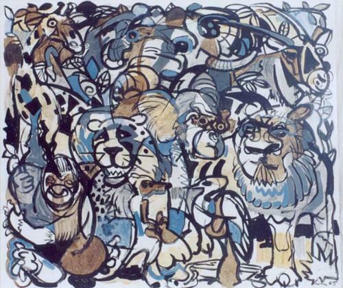 Jungle Fever,2005