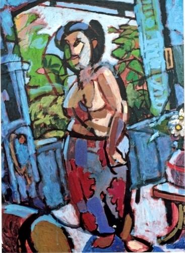 """Bride of Mattisse""2008 (large view)"