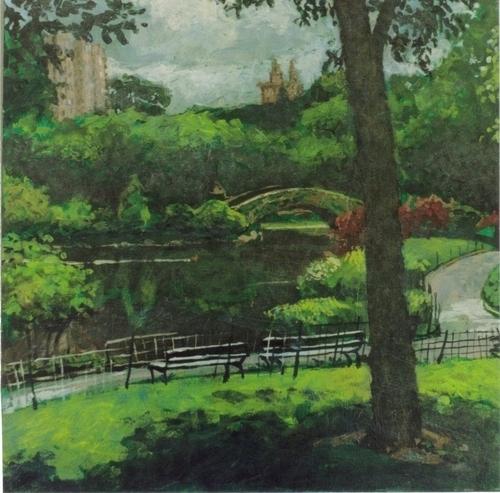 """Central Park"" 2007 (large view)"