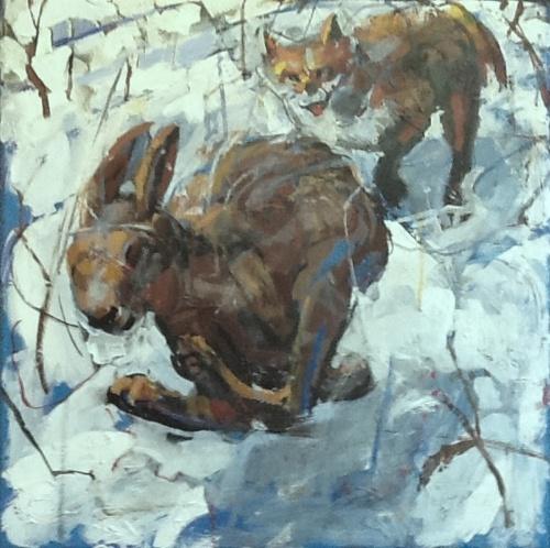 Fox Hunt: Rabbit (large view)