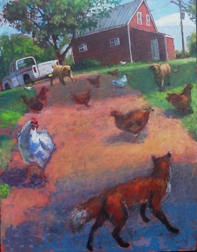 Farm Guest #2 (large view)
