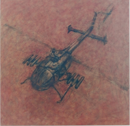 War Copter,1988 (large view)
