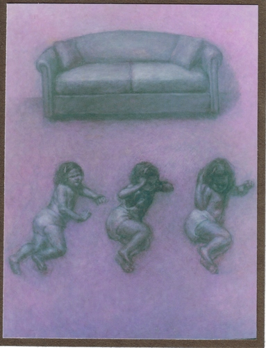 Couch Babies,1987 (large view)