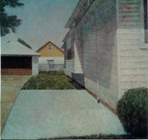 Buffalo Back Yard,1986 (large view)