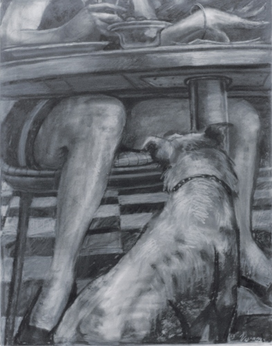 Dogs Life,2004 (large view)