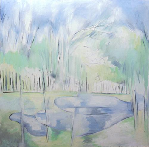 Pond - Spring