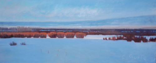 Teton River, January