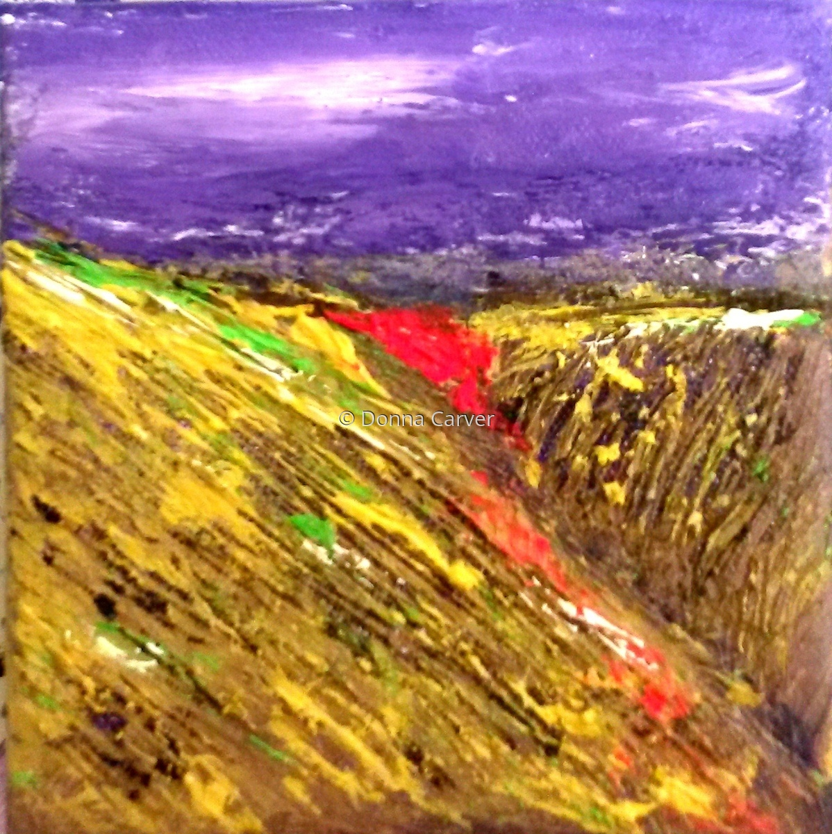 """""""Water's Edge View"""" Series II SOLD (large view)"""