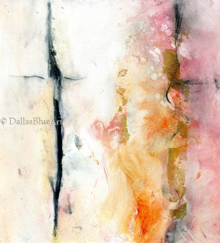 Valentine1 by Dallas Blue Art