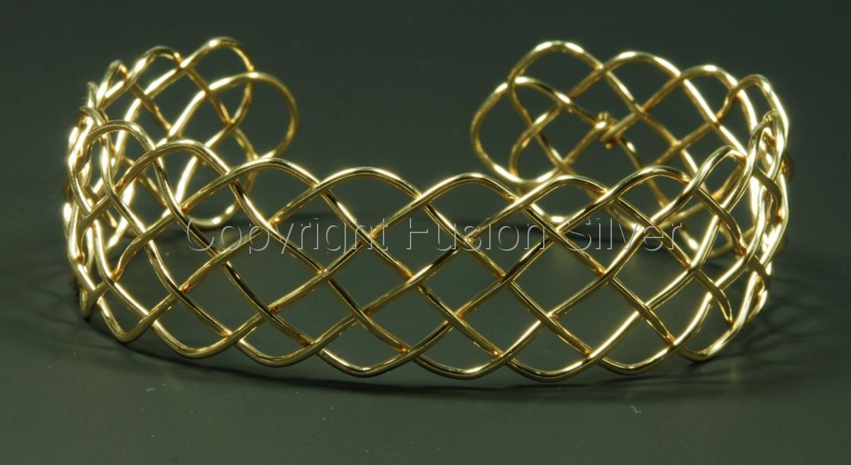Prolong Bracelet - Gold Filled (large view)