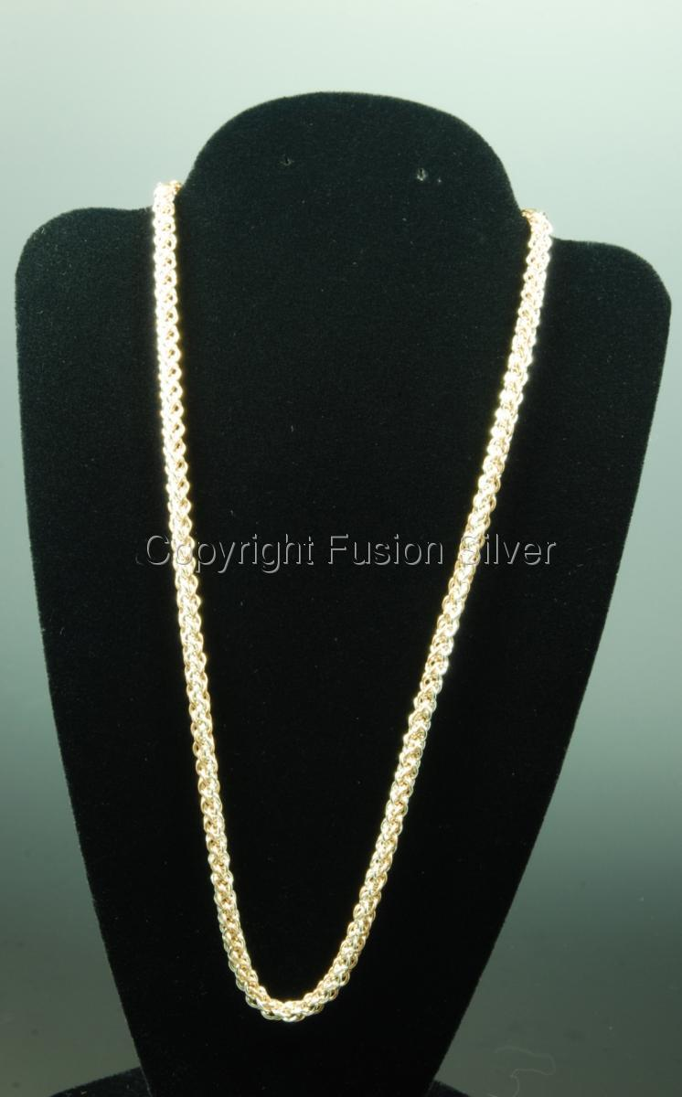 Jens Pind 2 tone chain - 20 gauge (large view)