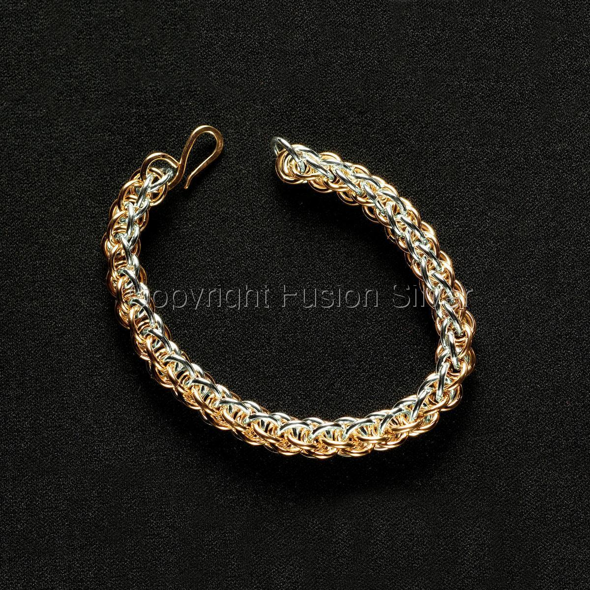 Jens Pind 2 Tone 6-in-1 Bracelet (large view)