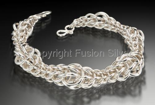 Persian Tide Bracelet