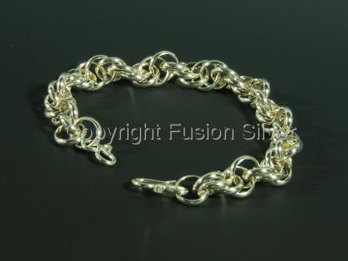 Spiral Rope Bracelet (large view)