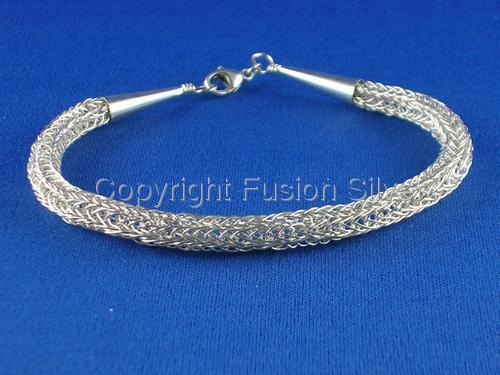Viking Weave Bracelet (large view)