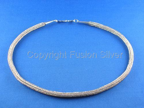 Viking Weave Necklace (large view)