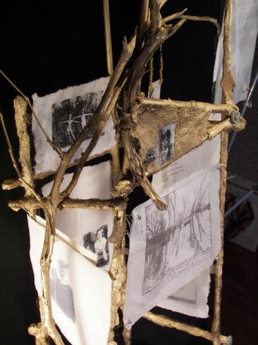 Heart's Altar, detail
