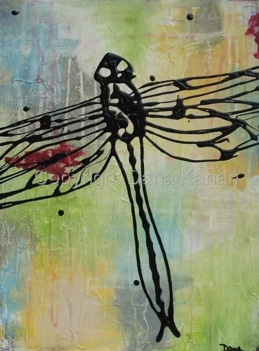 Insect Series: Dragonfly Small