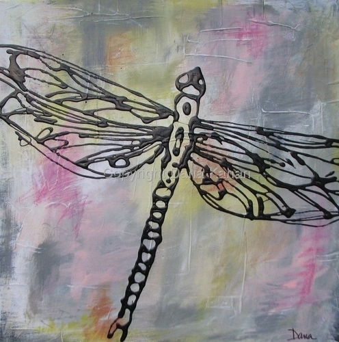 Insect Series: Dragonfly No. 2