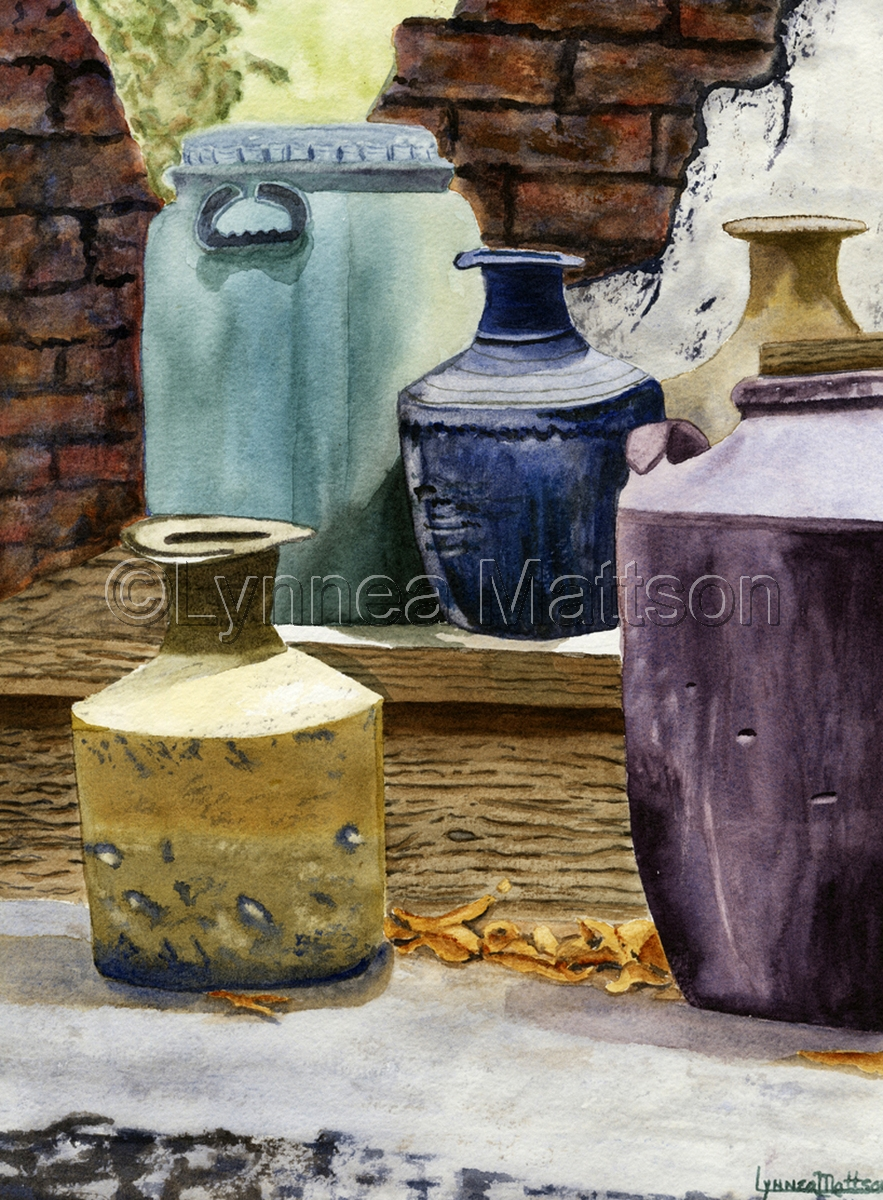 Old Jugs (large view)