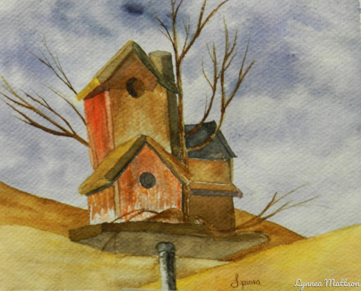 Connie's Bird House (large view)