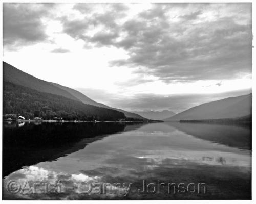 kootenany lake - balfour bc