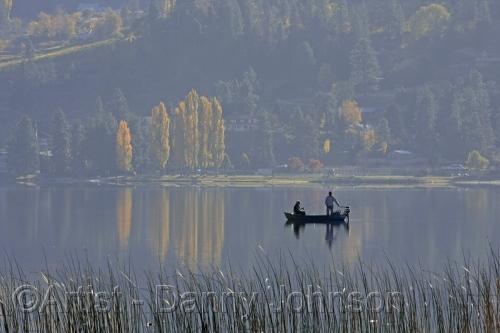 fiusherman skaha lake