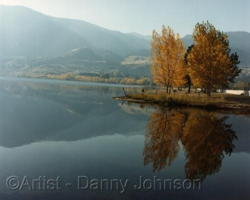 fall skaha lake penticton