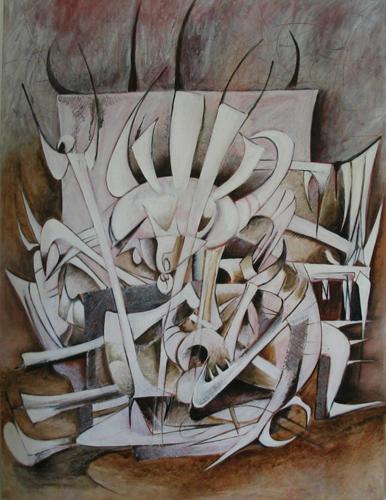 Threshold Guardian by Daniel Ketelhut