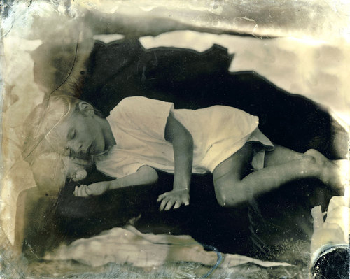 Mackenzie Sleeping by Danielle Picard-Sheehan