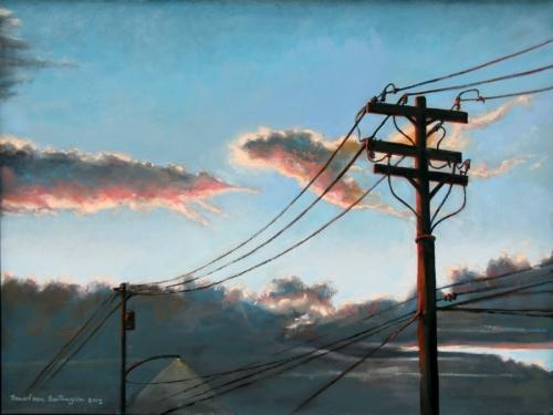 Hicksville Sunset