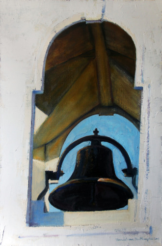 Bell Tower on Main Street
