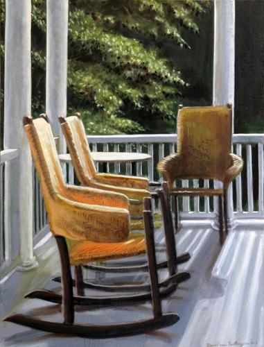 Porch Wicker