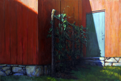 The Studio Door