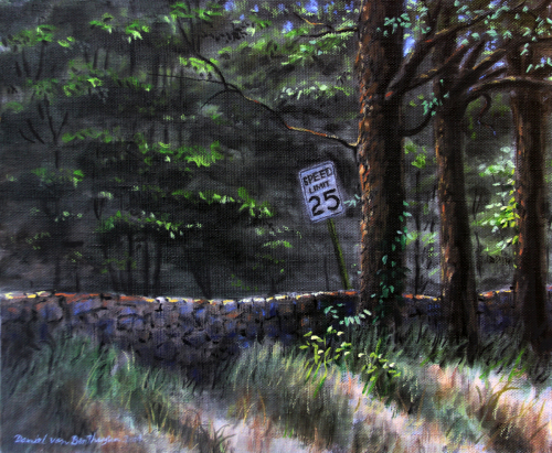 Nod Hill Road