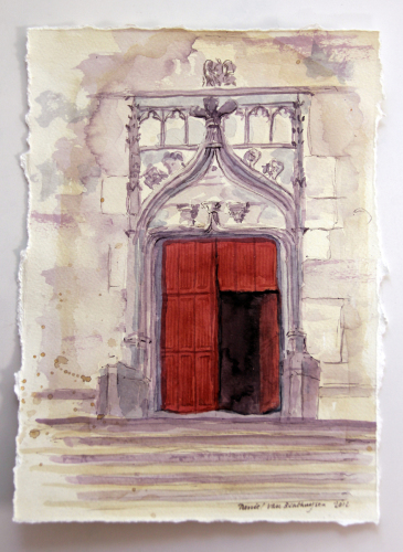 The Red Door, Noyers