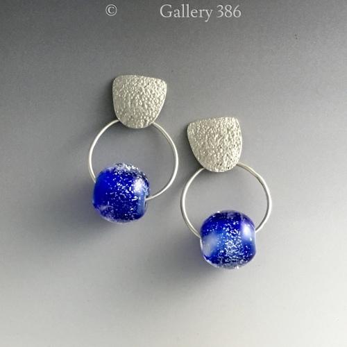 Cobalt sparkles