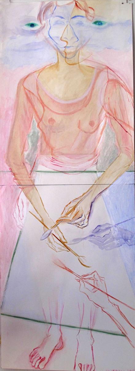 Self-Portrait, 2015 (large view)