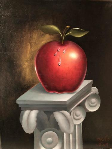 Apple on a Pedestal