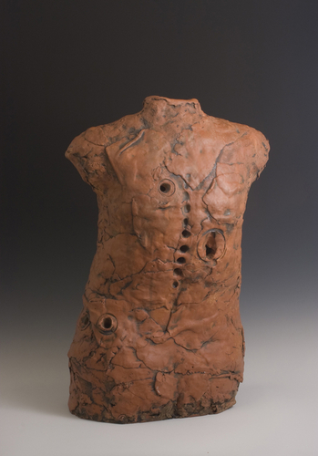 Untitled Figure (Headless) --back