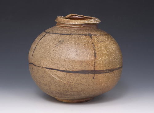 Wood-Fired Round Vessel 1