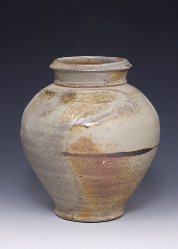 Wood-Fired Round Vessel 4