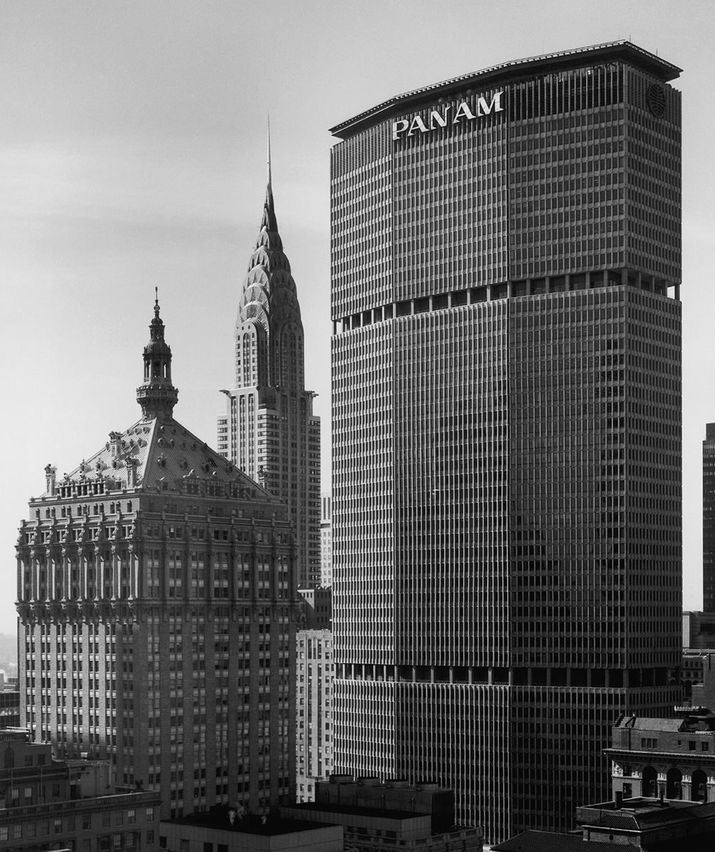 230 Park Ave., Chrysler, and Pan Am Buildings (large view)
