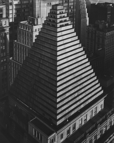 16 Wall Street, 1981 by David Anderson