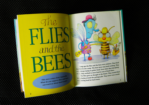 Flies and Bees