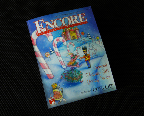 Classical Music Catalog