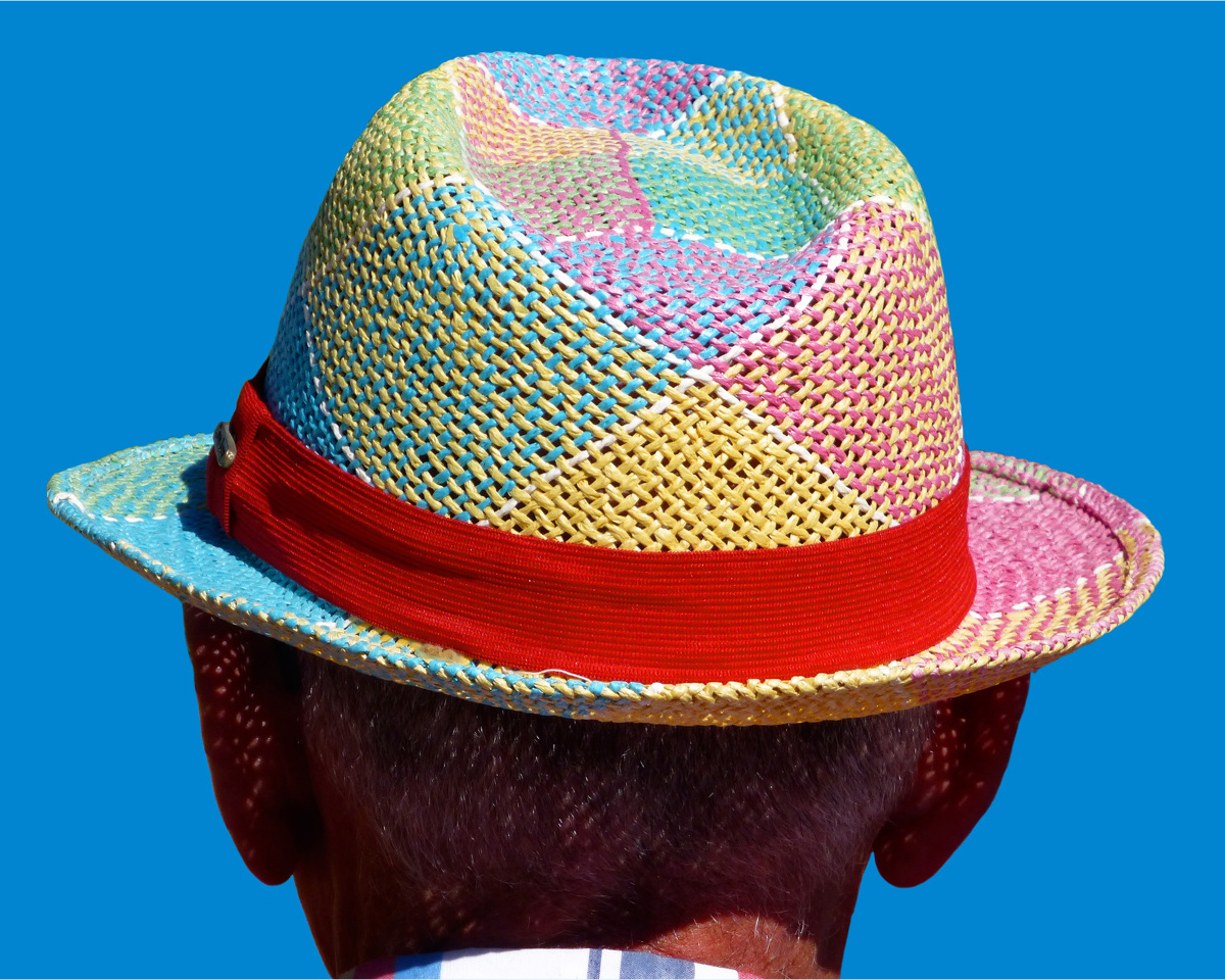 Straw Hat (large view)
