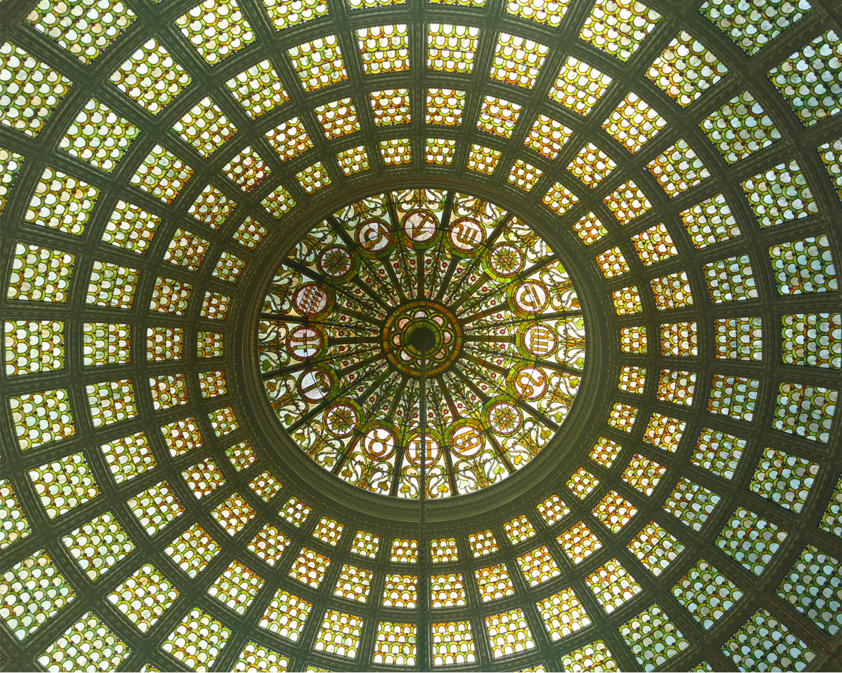 Center Dome (large view)